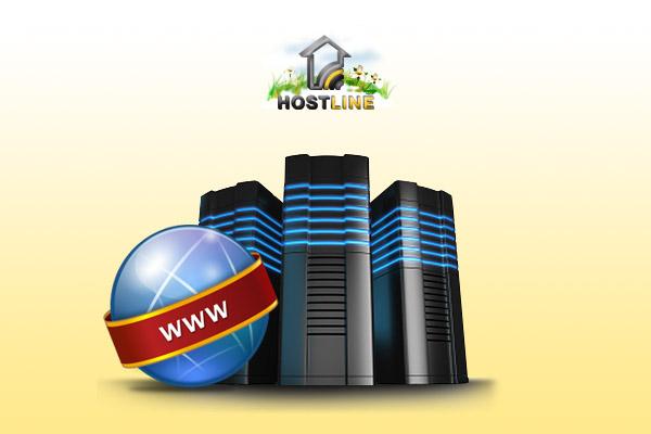 Надежный и недорогой хостинг для сайта Hostline