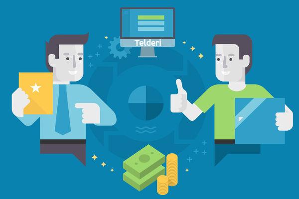 Где и как можно продать сайт? Биржа сайтов и доменов Telderi