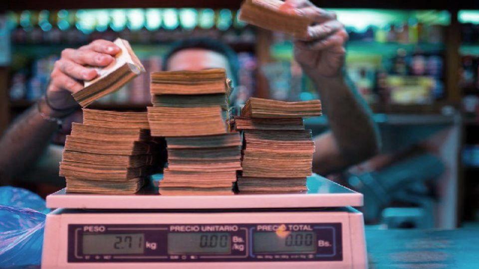 Что такое Bitcoin. Инфляция в Венесуэле.