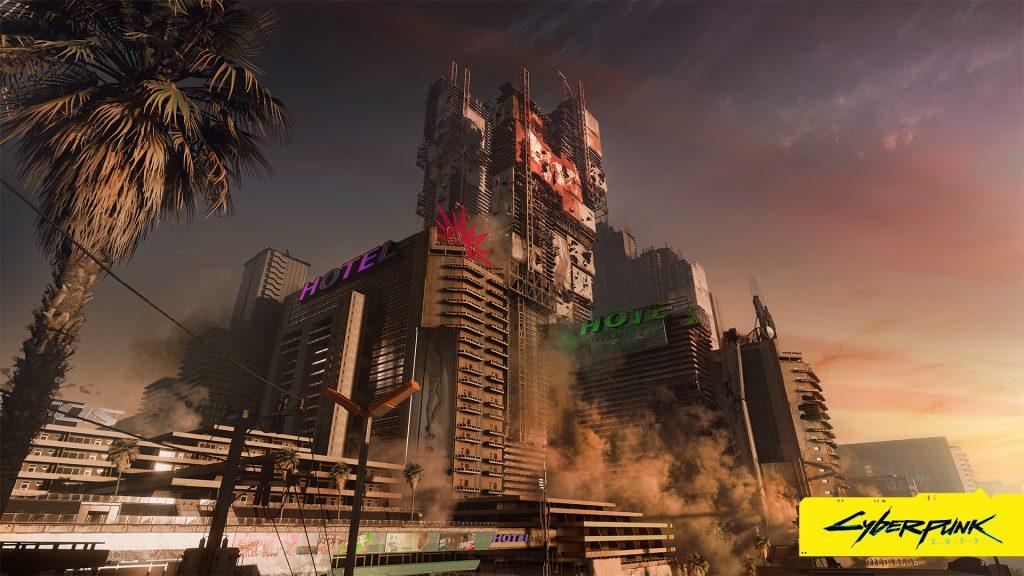 Cyberpunk 2077 wallpaper A beautiful beast