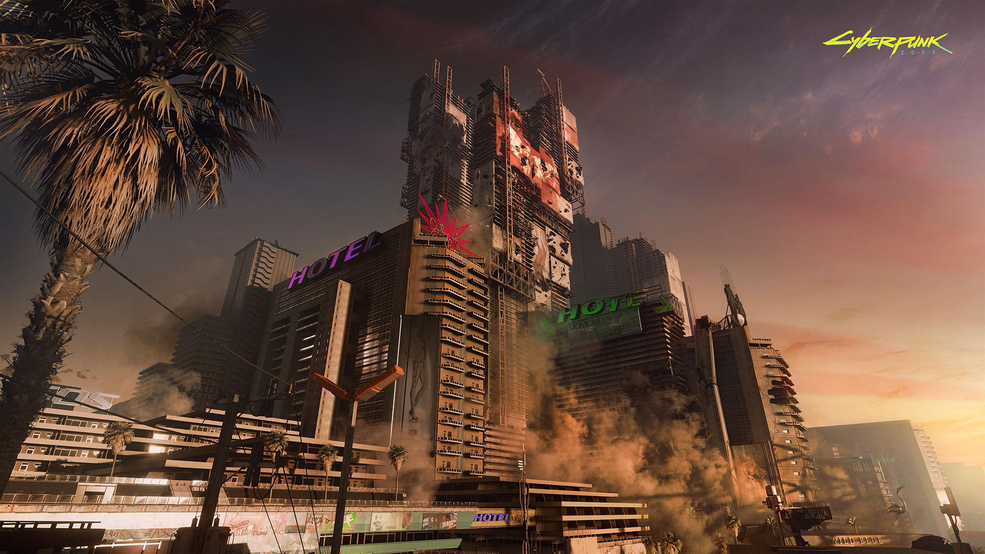 Cyberpunk 2077 A beautiful beast