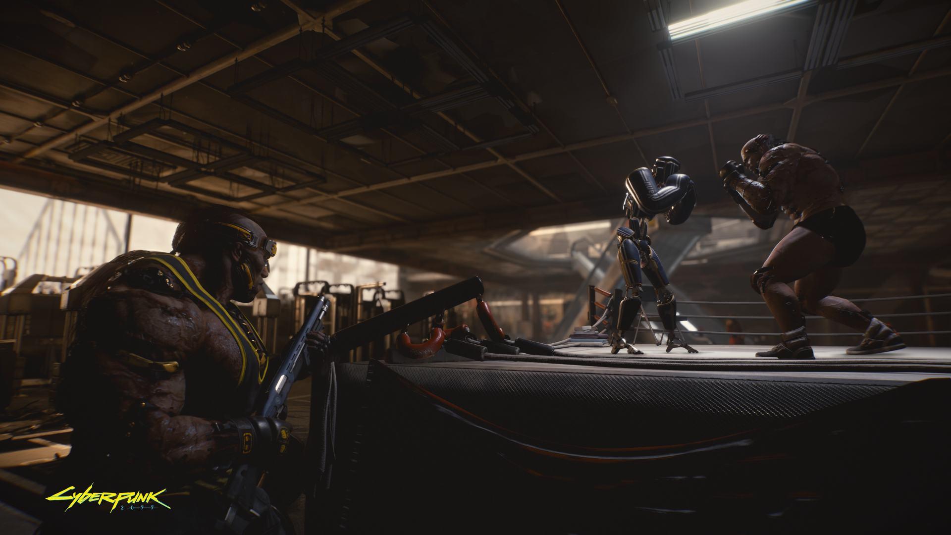 Cyberpunk 2077 FLoat like a butterfly