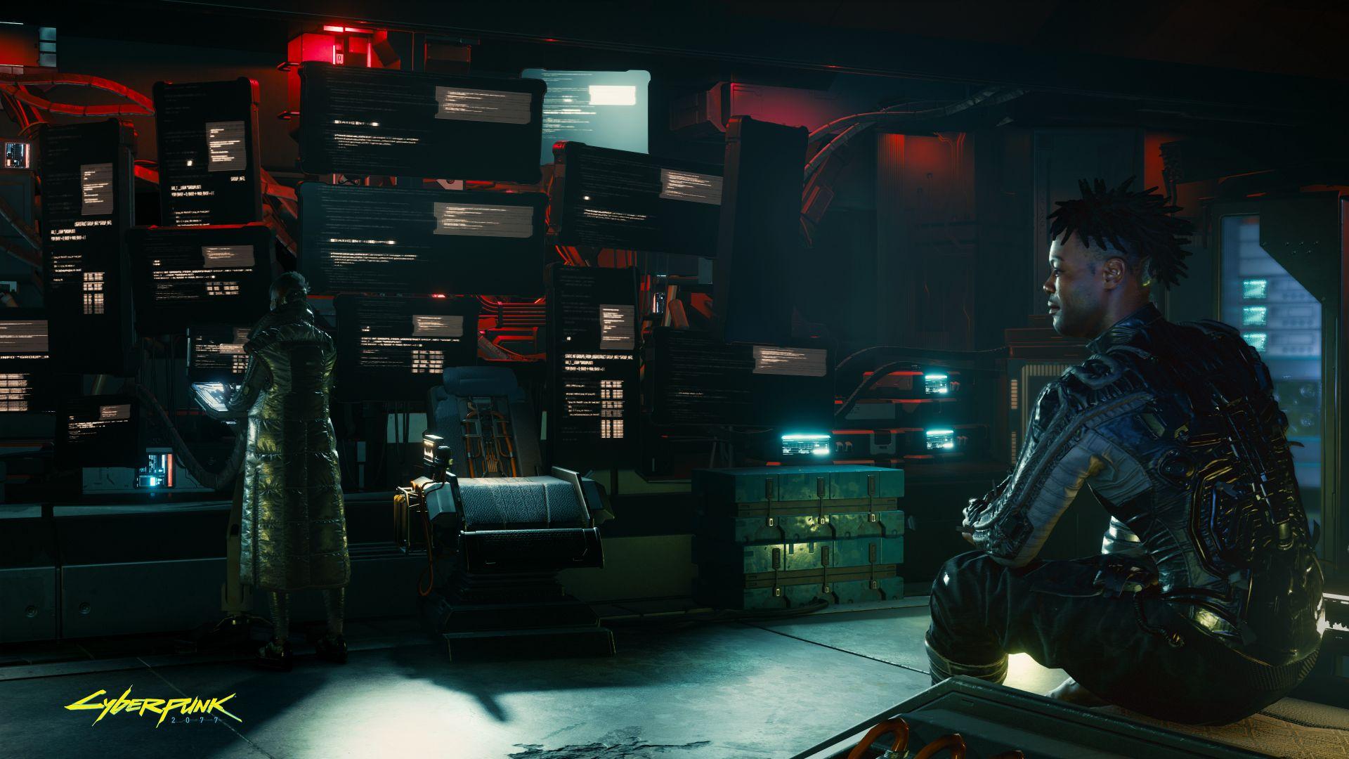 Cyberpunk 2077 Ready to dive back