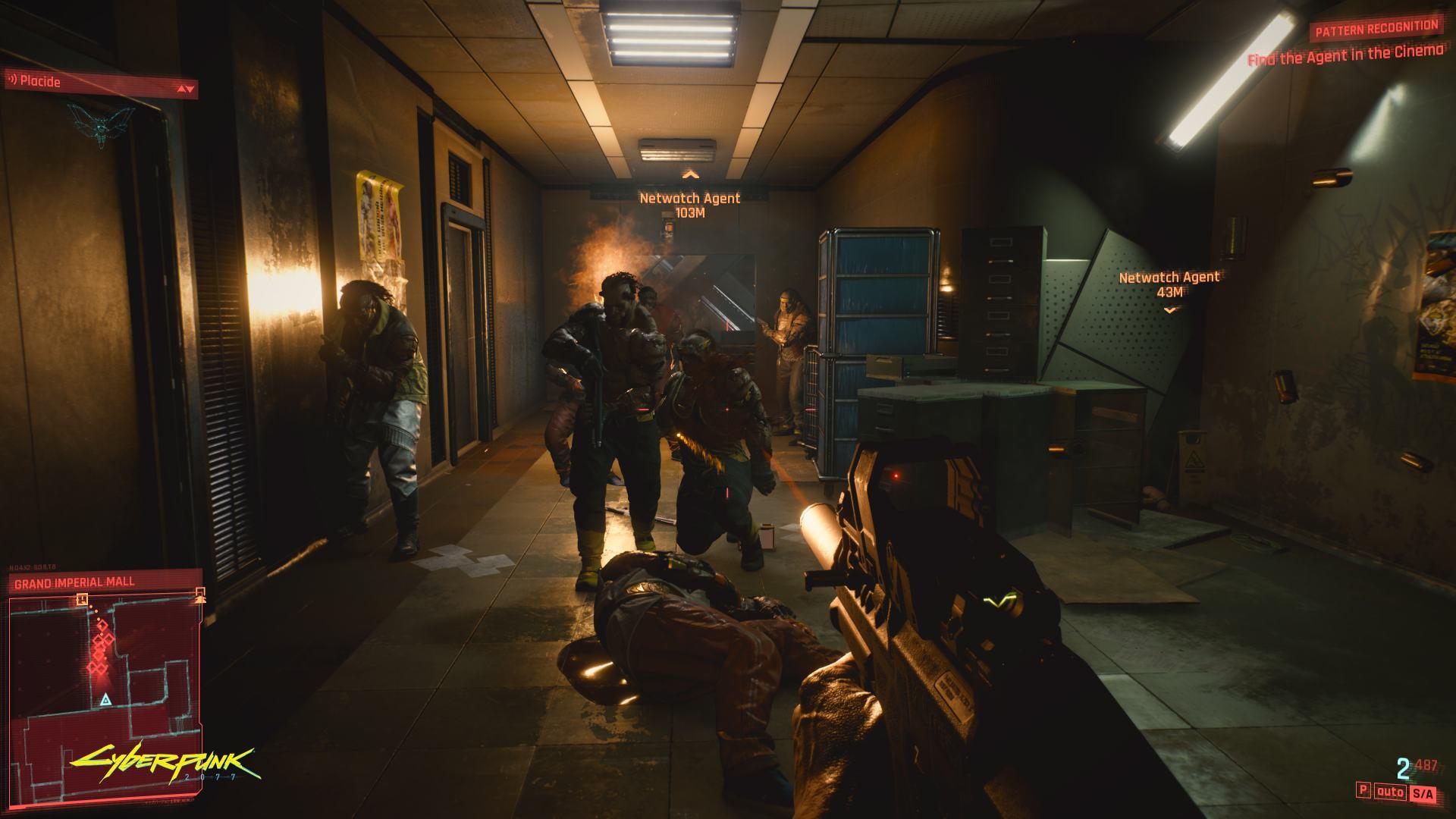 Cyberpunk 2077 Should have taken elevator