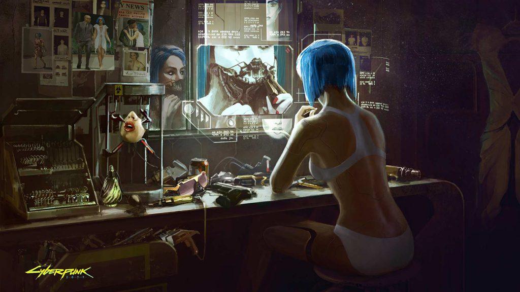 Cyberpunk 2077 Smoke and mirrors