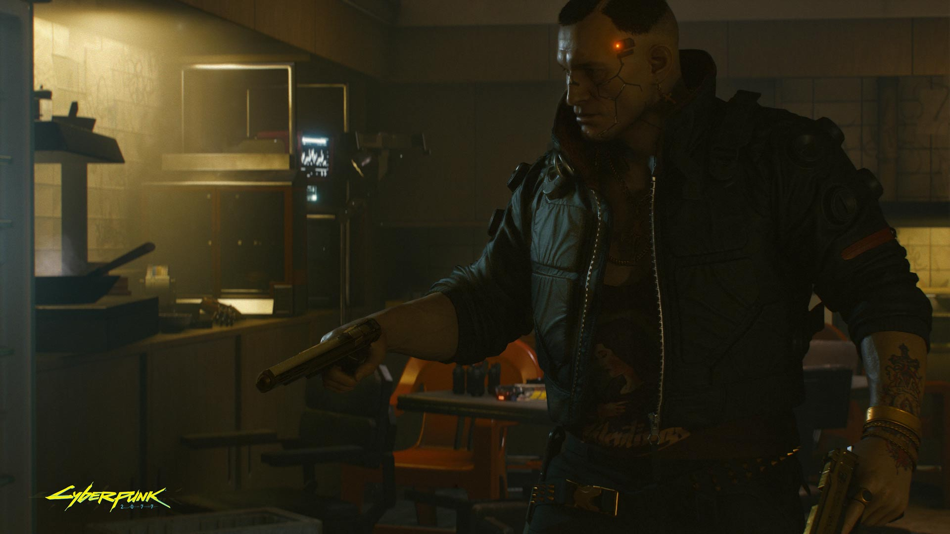 Cyberpunk 2077 Ready to get back to big leagues