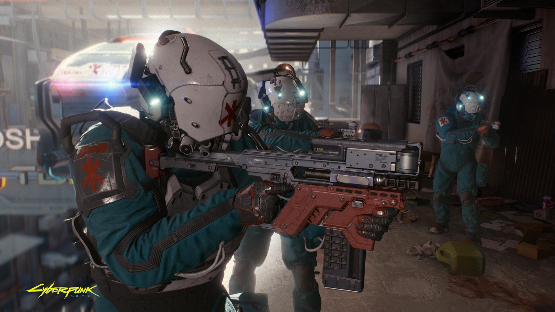 Cyberpunk 2077 Shock to save shoot to kill