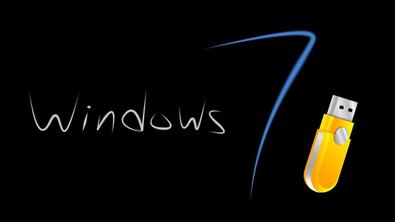 Изображение к записи: Как создать загрузочную флешку Windows 7