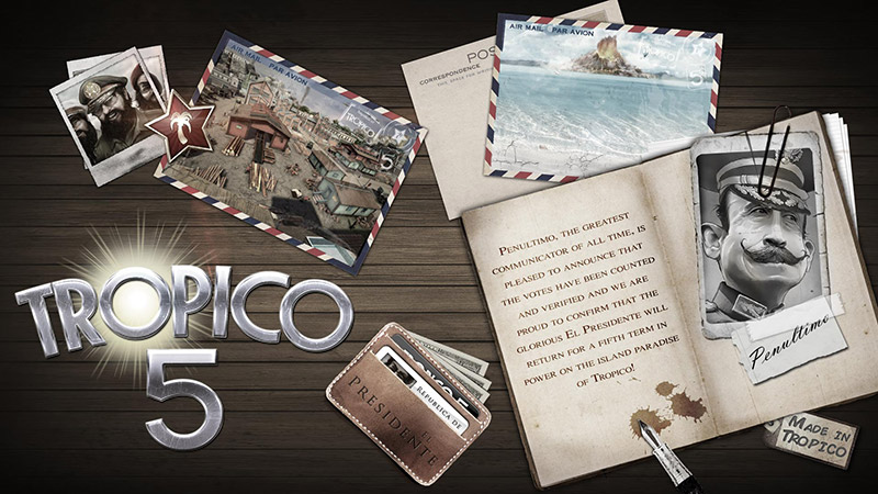 Как посмотреть ресурсы острова Tropico 5