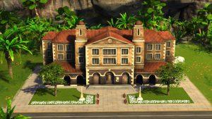 Изображение к записи: Здания в Tropico 5