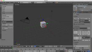 Изображение к записи: Blender 101: Интерфейс и навигация