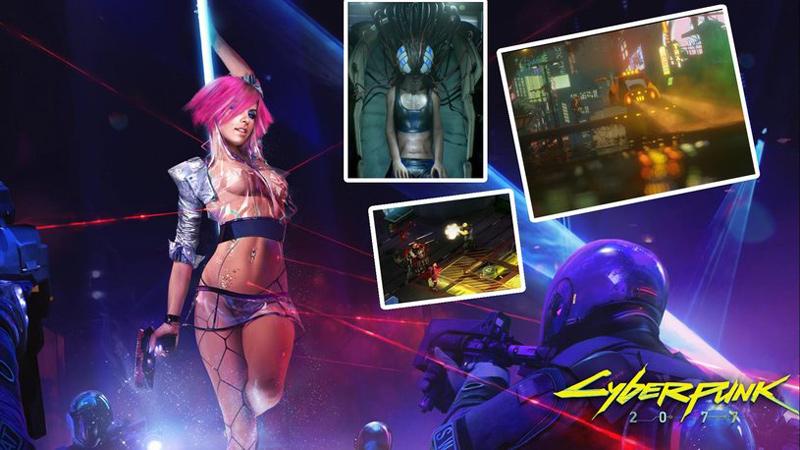 Картинка к: Cyberpunk 2077: Что мы знаем об игре? Дата выхода?