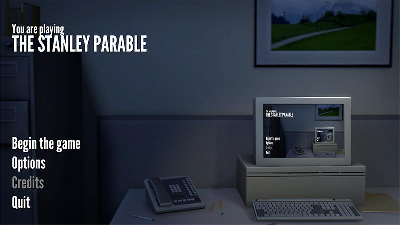 Прохождение игры Stanley Parable